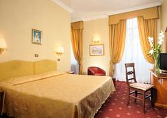 Hotel Bled - 로마 - 침실