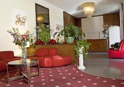 Hotel Bled - 로마 - 로비