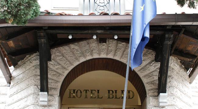 블레드 호텔 - 로마 - 건물