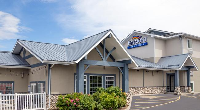 Baymont Inn & Suites Spokane Valley - 스포캔 - 건물