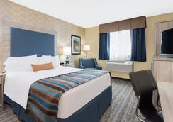Baymont Inn & Suites Spokane Valley - 스포캔 - 침실
