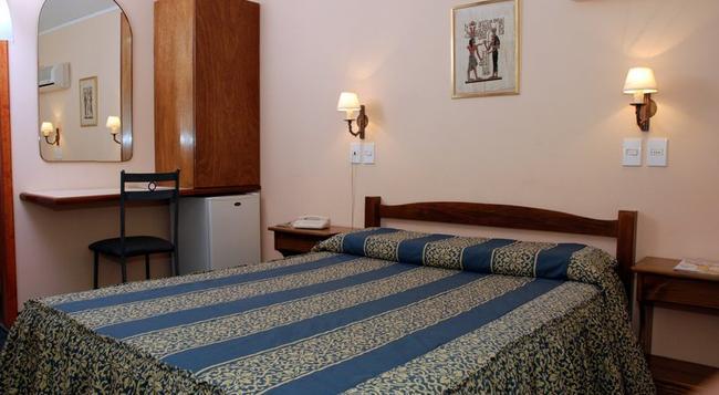 Hotel Sol Colonia - Colonia - 침실