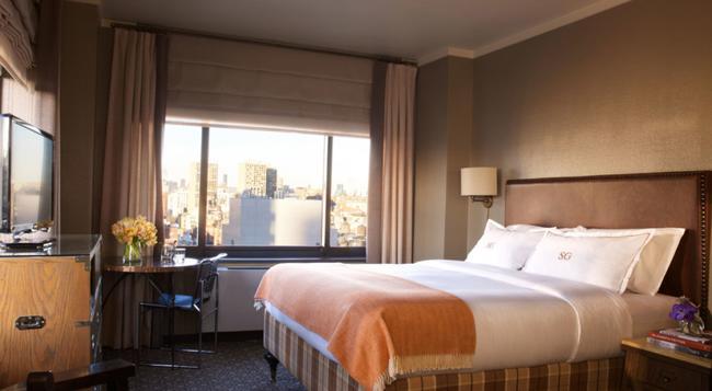 소호 그랜드 호텔 - 뉴욕 - 침실
