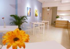 오렌지 페코에 게스트하우스 - 쿠알라룸푸르 - 레스토랑
