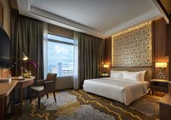 더 웸블리 - 어 세인트 자일스 호텔 페낭 - 조지타운 (페낭) - 침실