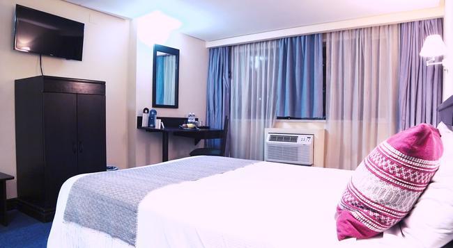 호텔 폰탄 레포르마 - 멕시코시티 - 침실