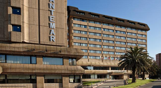 호텔 산테마르 - 산탄데르 - 건물