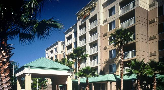 Courtyard by Marriott Orlando Downtown - 올란도 - 건물
