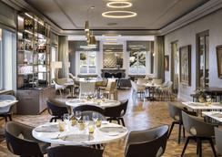 The Ritz-Carlton, Hotel de la Paix, Geneva - 제네바 - 레스토랑
