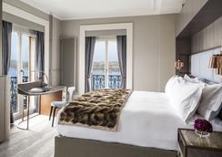 더 호텔 데 라 팩스 - 제네바 - 침실