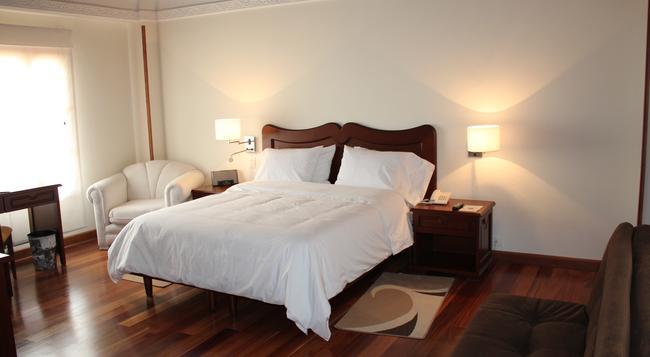 Santa Lucia Hotel Boutique Spa - 보고타 - 침실