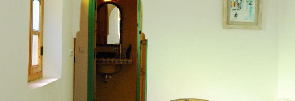 Riad Dar Aida - 마라케시 - 침실