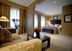 Beaufort Hotel - 런던 - 침실