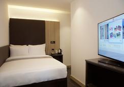 더 Z 호텔 쇼어디치 - 런던 - 침실