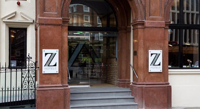 더 Z 호텔 쇼어디치 - 런던 - 건물