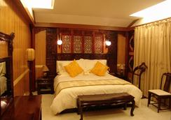 Lijiang Dian Jun Wang Hotel - 리장 - 침실