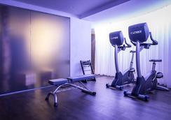 Centerhotel Thingholt - 레이캬비크 - 체육관