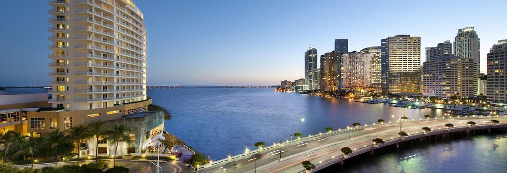 Mandarin Oriental, Miami - 마이애미 - 건물