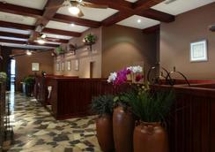 인촨 쉥 시 가든 호텔 - 인촨 - 레스토랑