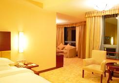 인촨 쉥 시 가든 호텔 - 인촨 - 침실