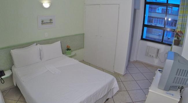 Hotel San Marco - 리우데자네이루 - 침실