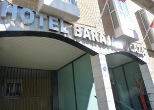 호텔 바라하스 프라자