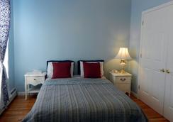 이푸루 게스트 하우스 - 뉴욕 - 침실