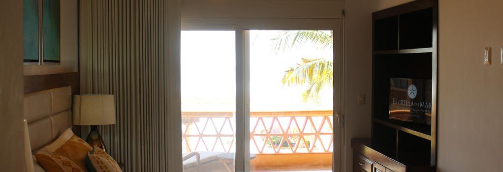 Estrella Del Mar Golf Condos & Beach Resort Mazatlan - 마사틀란 - 침실