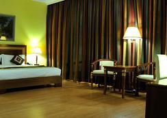노마드 팰리스 호텔 - 나이로비 - 침실
