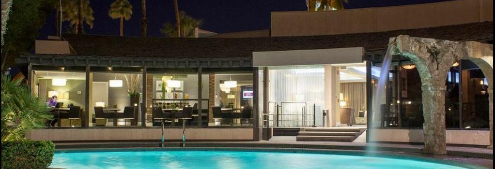 Hotel Lucerna Mexicali - 멕시칼리 - 수영장
