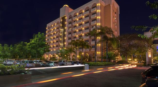 Hotel Lucerna Culiacan - Culiacan - 야외뷰