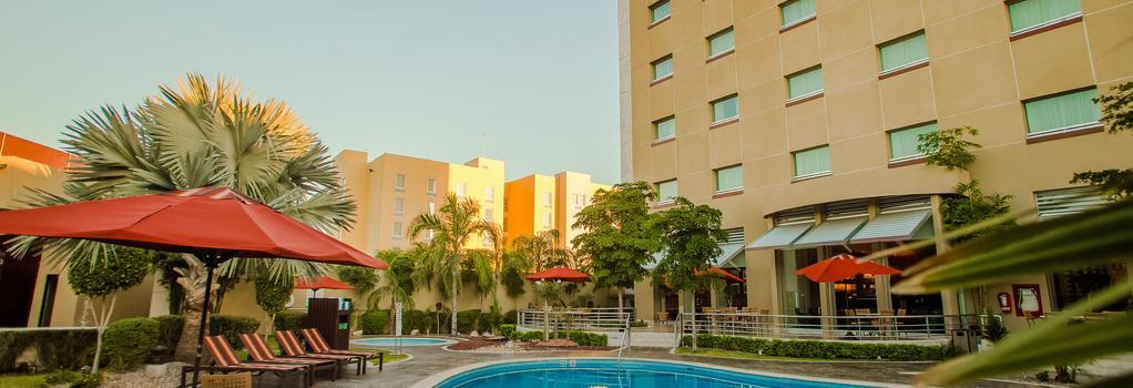 Hotel Lucerna Hermosillo - Hermosillo - 야외뷰