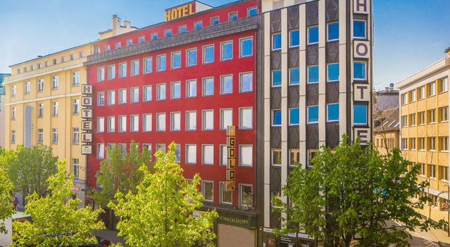 Hotel Königshof - 도르트문트 - 건물