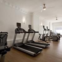 데이즈 인 시카고 Fitness Room
