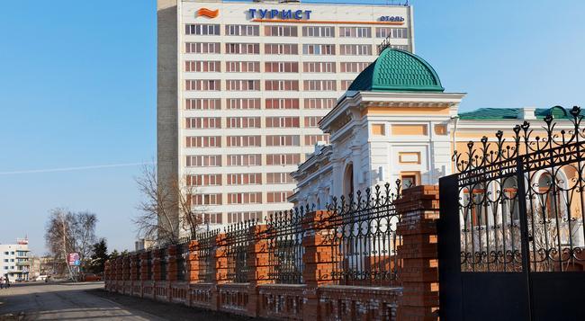 투어리스트 호텔 - Omsk - 건물