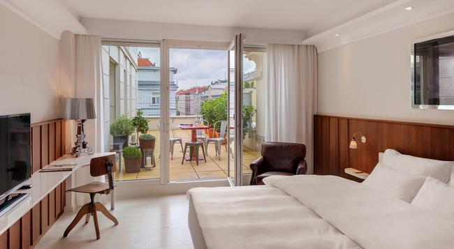 루비 소피 호텔 비엔나 - 빈 - 침실