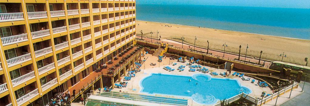 Gran Hotel Peñiscola - 페니스콜라 - 건물
