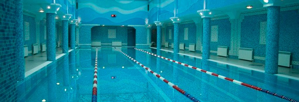 Hotel Gulf Stream - 카잔 - 수영장