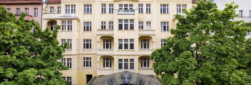 시티 호텔 베를린 미테 - 베를린 - 건물