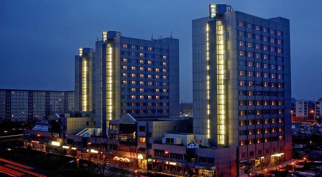 시티 호텔 베를린 이스트 - 베를린 - 건물
