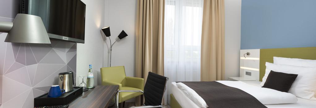 베스트웨스턴 호텔 도르트문트 에어포트 - 도르트문트 - 침실