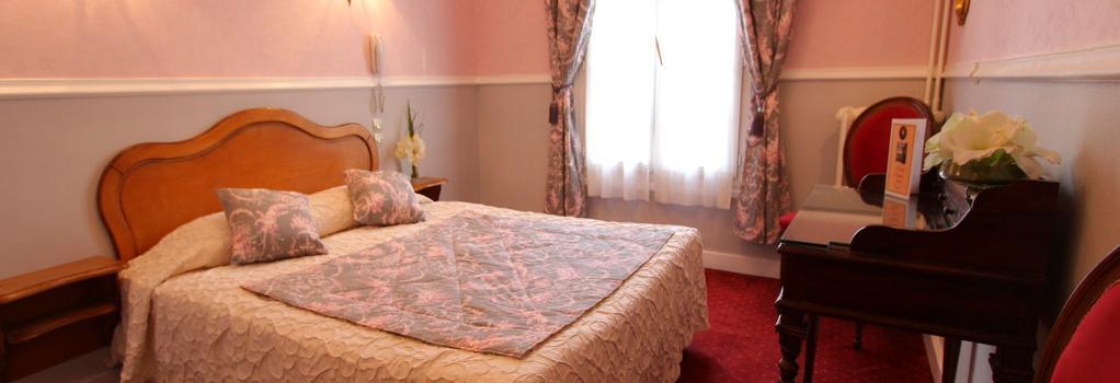 호텔 쇼팽 - 파리 - 침실