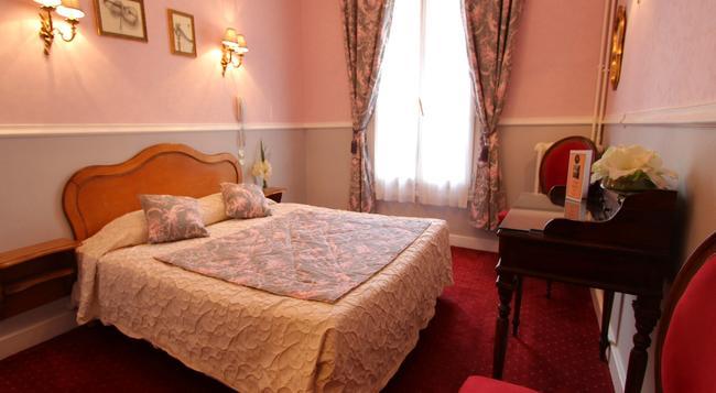 Hôtel Chopin - 파리 - 침실