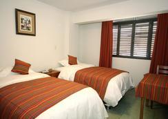 Hotel Cholcana - 리마 - 침실