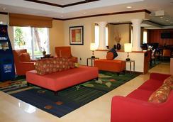 Fairfield Inn and Suites by Marriott Orlando Near Universal Orlando Resort - 올란도 - 로비