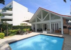 Ref House Barra Da Tijuca - 리우데자네이루 - 수영장