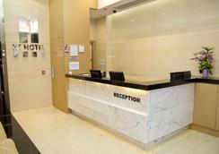 H1 Hotel - 홍콩 - 로비