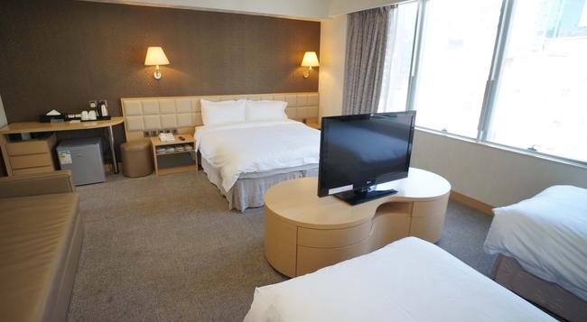 H1 호텔 - 홍콩 - 침실