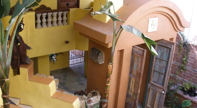 Secret Garden Inn - 델 마 - 건물