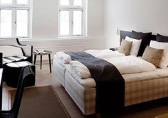 City Hotel Oasia Aarhus - 오르후스 - 침실